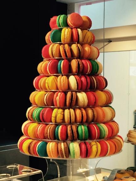 The Macaron Tower