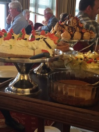 The desert tray